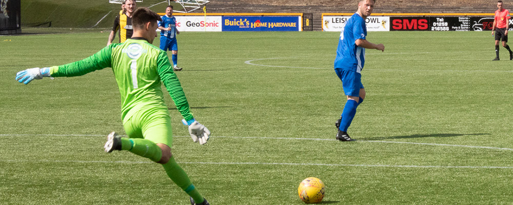 East Stirlingshire Report: BSC Dominate But Come Away With Draw