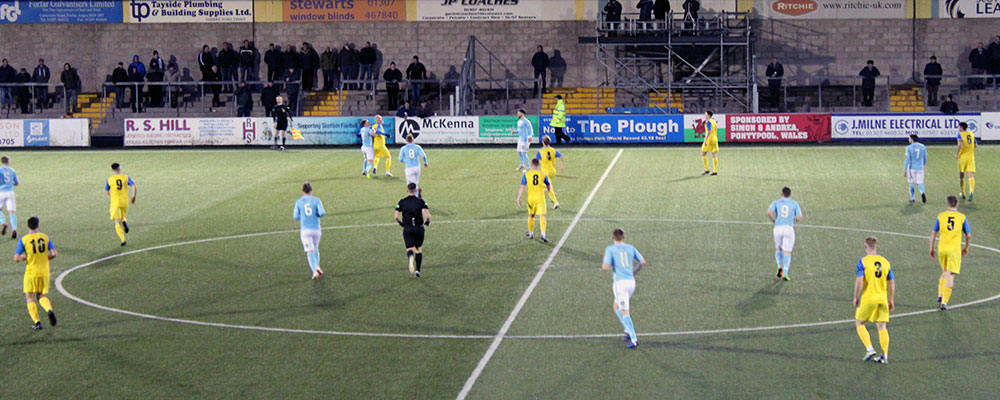 Forfar Athletic Report: BSC Glasgow Put Out By Late Goals