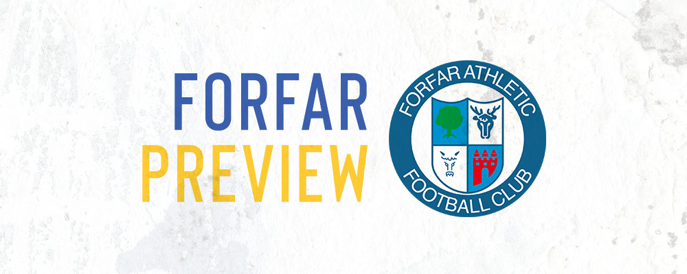 Scottish Cup Preview: Forfar Athletic