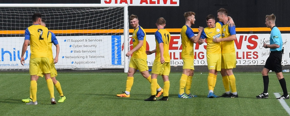 Lowland League Preview – Vale of Leithen (H)
