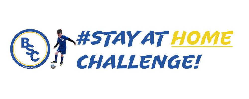 BSC Stay at Home Challenge