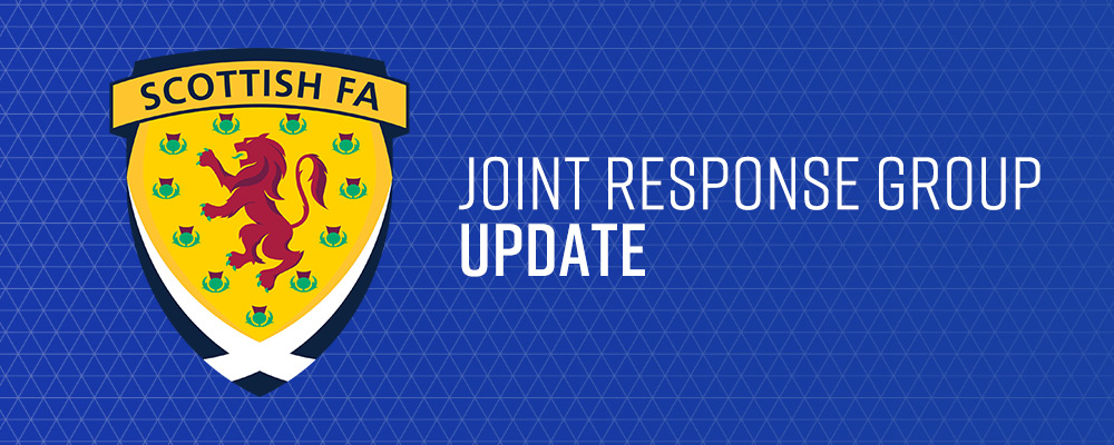 Joint Response Group Update